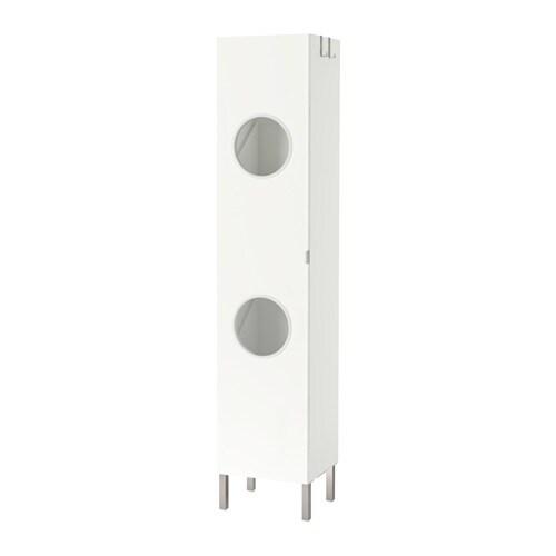 LILLNGEN Armario para colada  ac inox 40x38x194 cm  IKEA