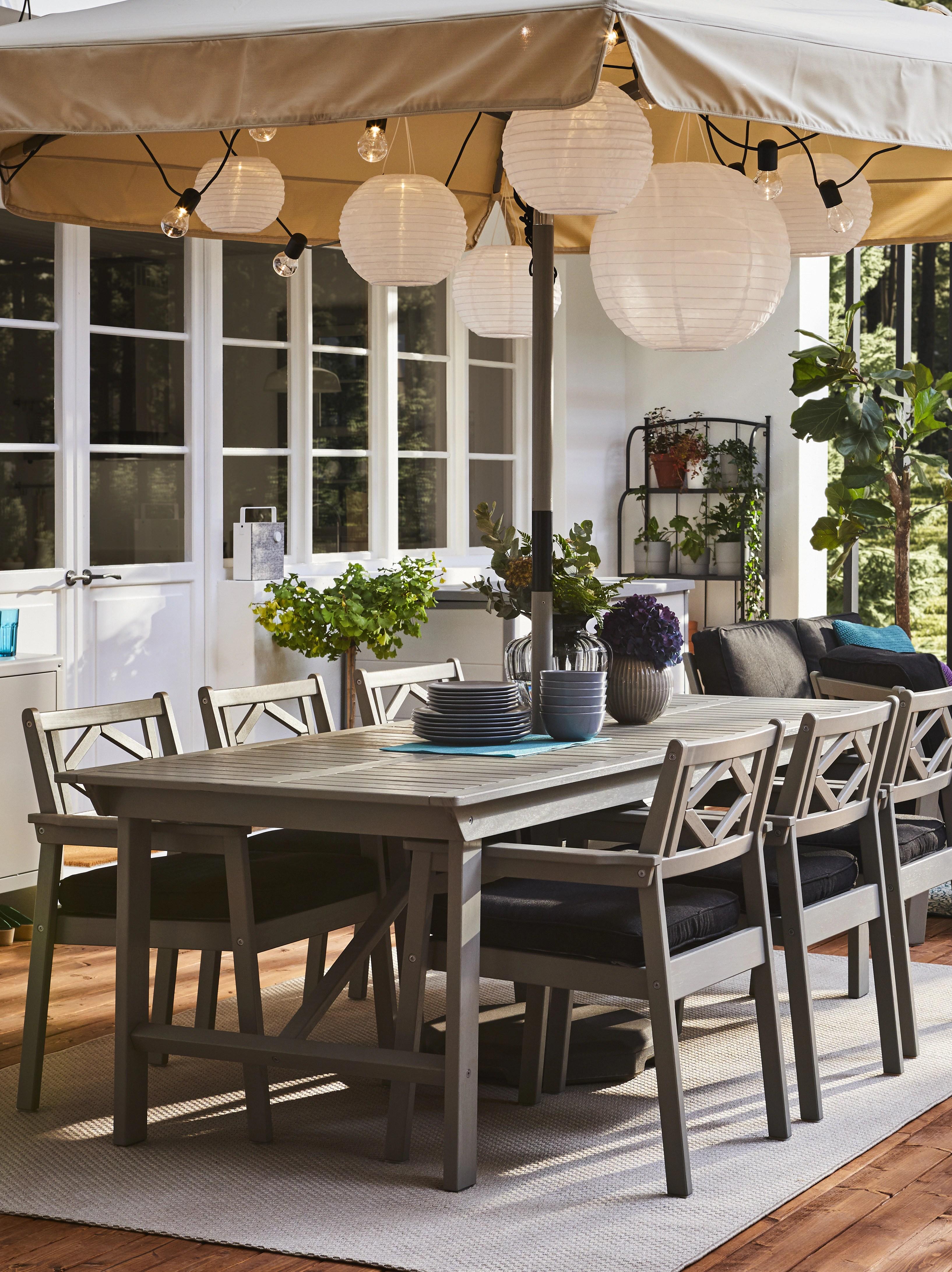 tavoli da giardino prezzi e offerte online leroy merlin 2. Sedie Sgabelli E Poltrone Da Esterno Ikea Svizzera