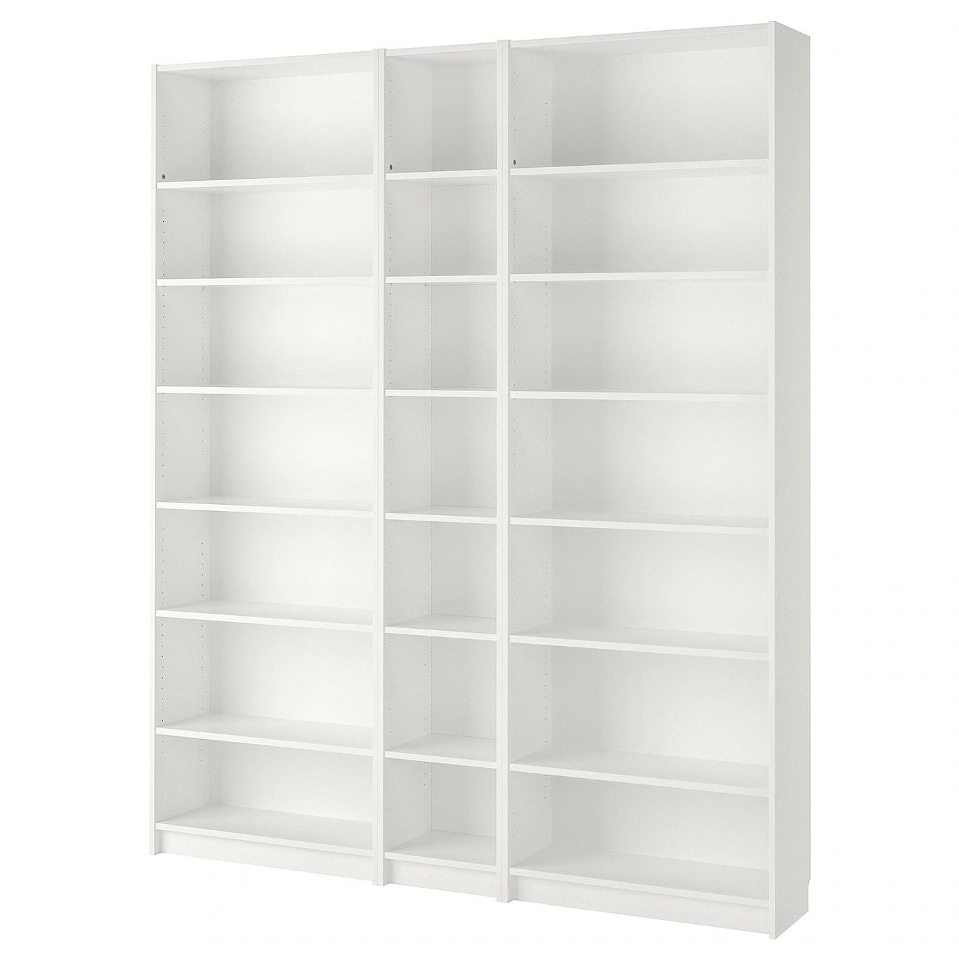 billy bibliotheque blanc 200x28x237 cm