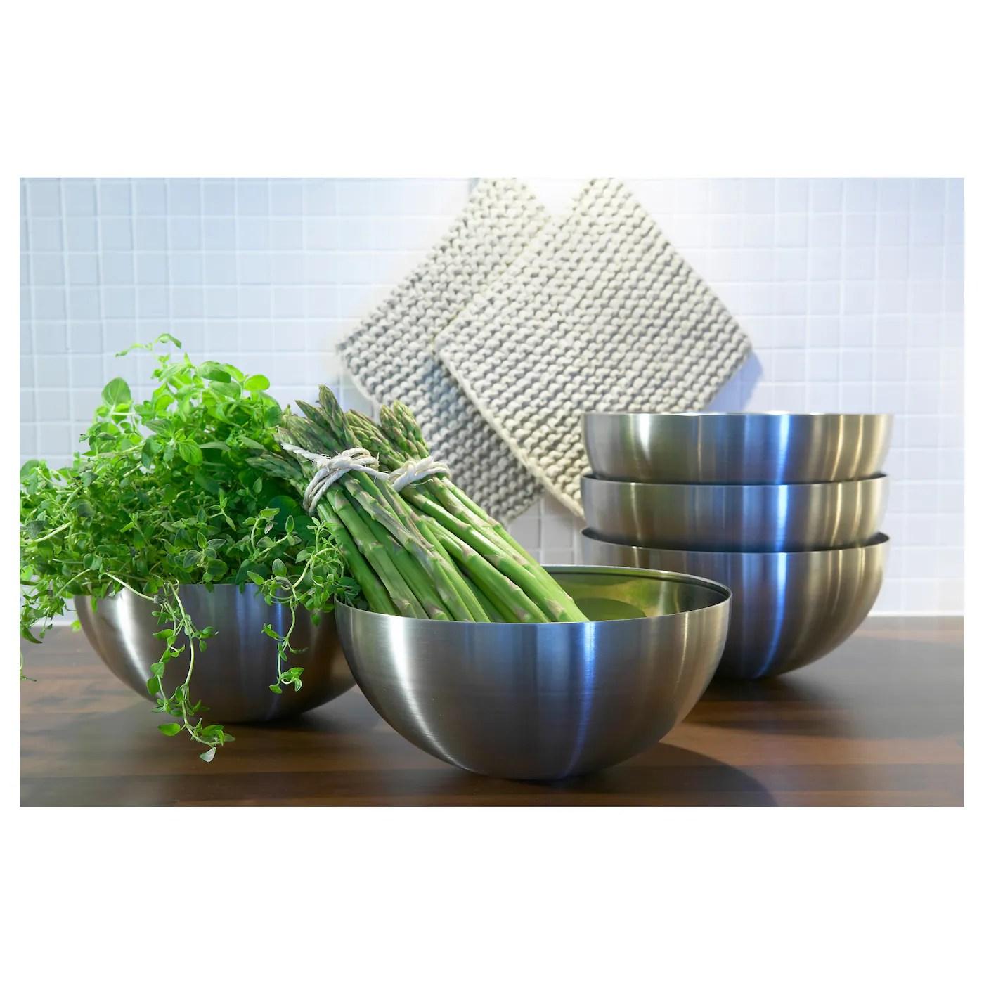 blanda blank saladier acier inoxydable 12 cm