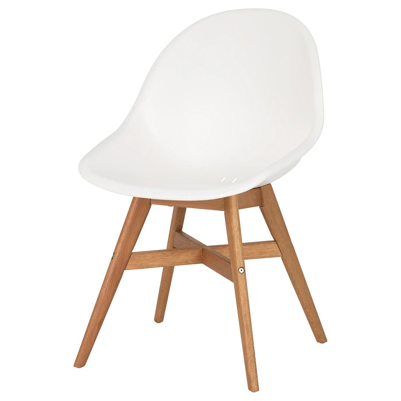 fanbyn chaise blanc