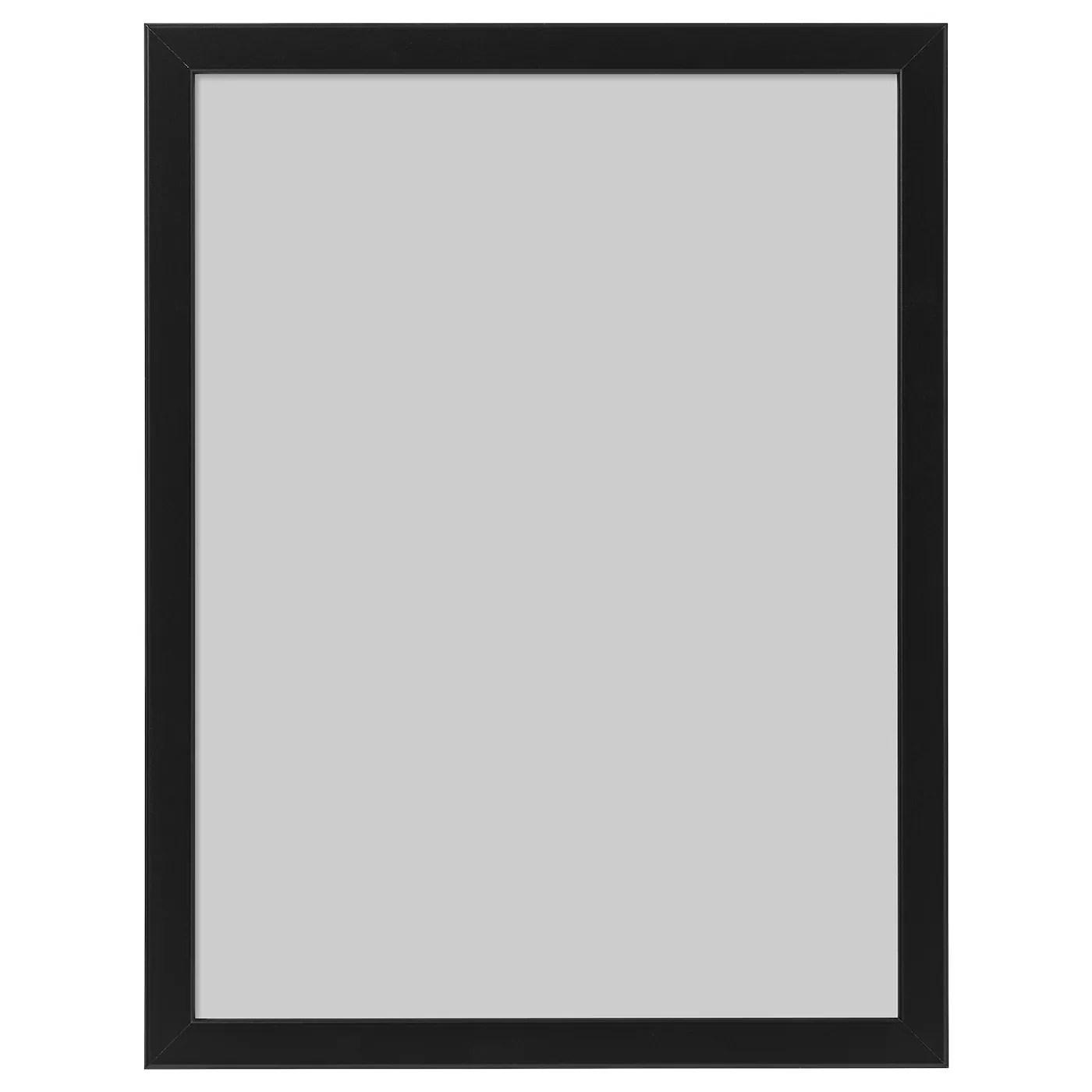 fiskbo cadre noir 30x40 cm