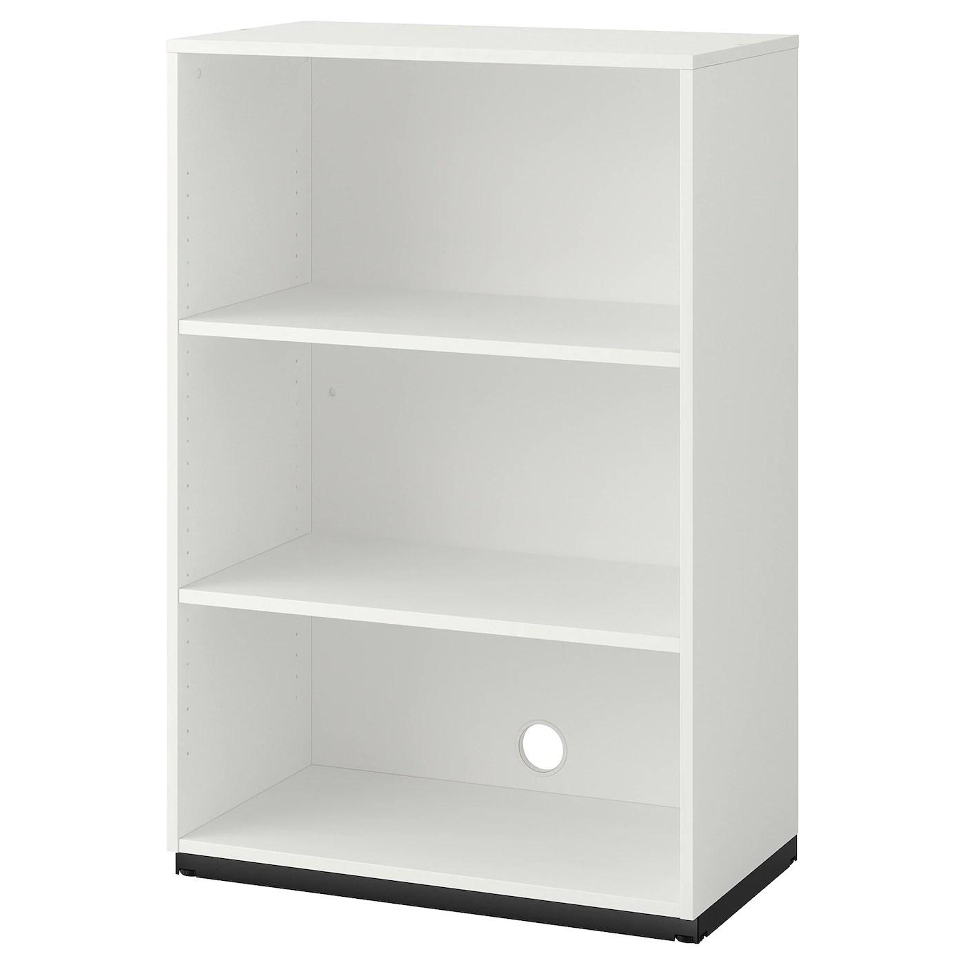 galant etagere blanc 80x120 cm
