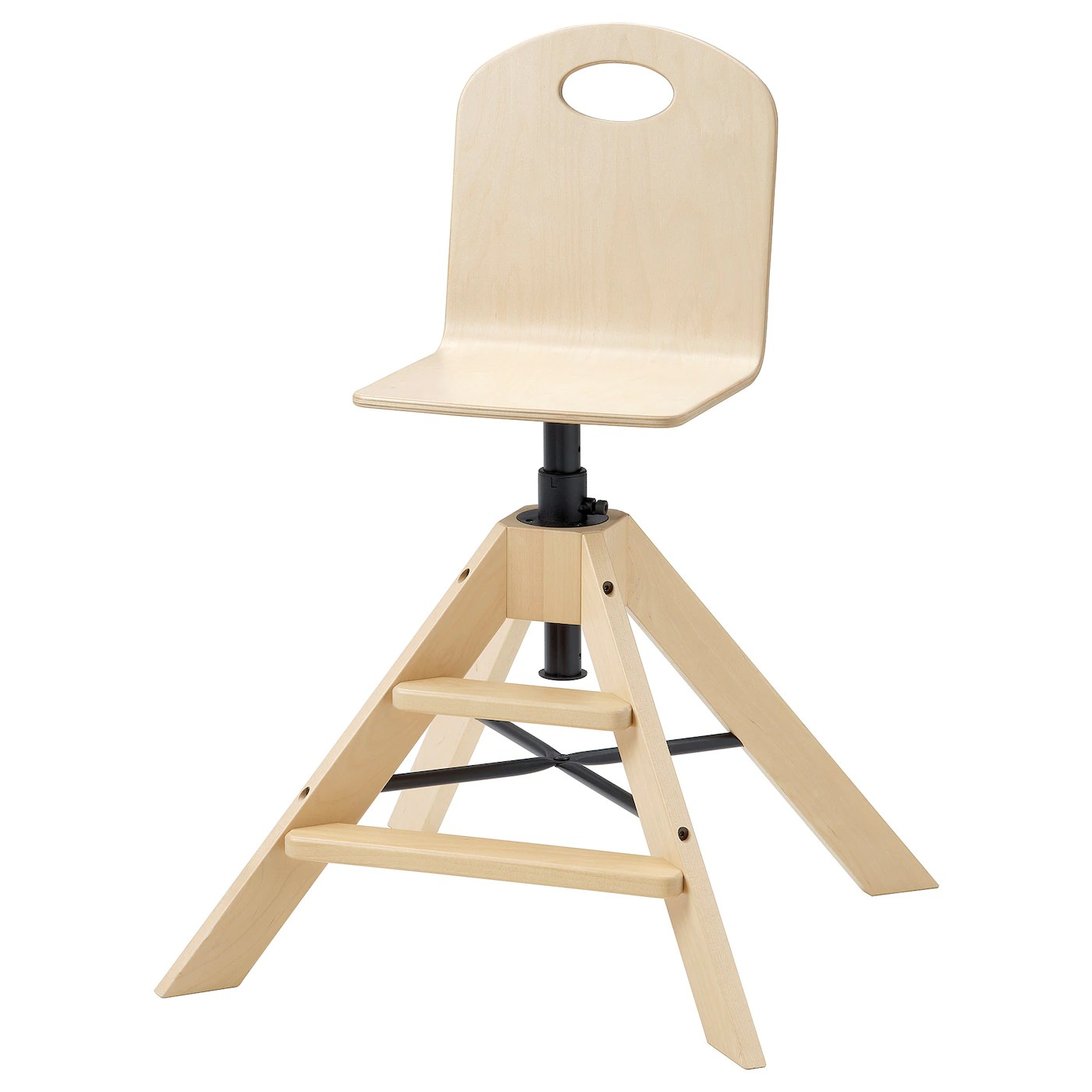 chaises enfant ikea