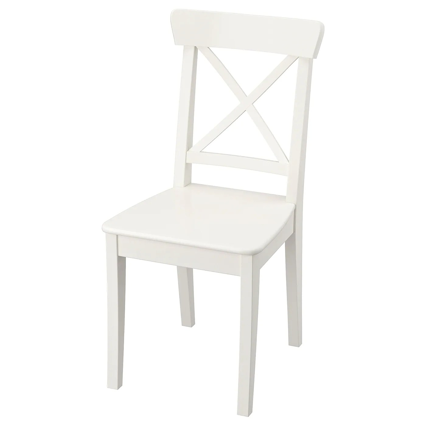 ingolf chaise blanc