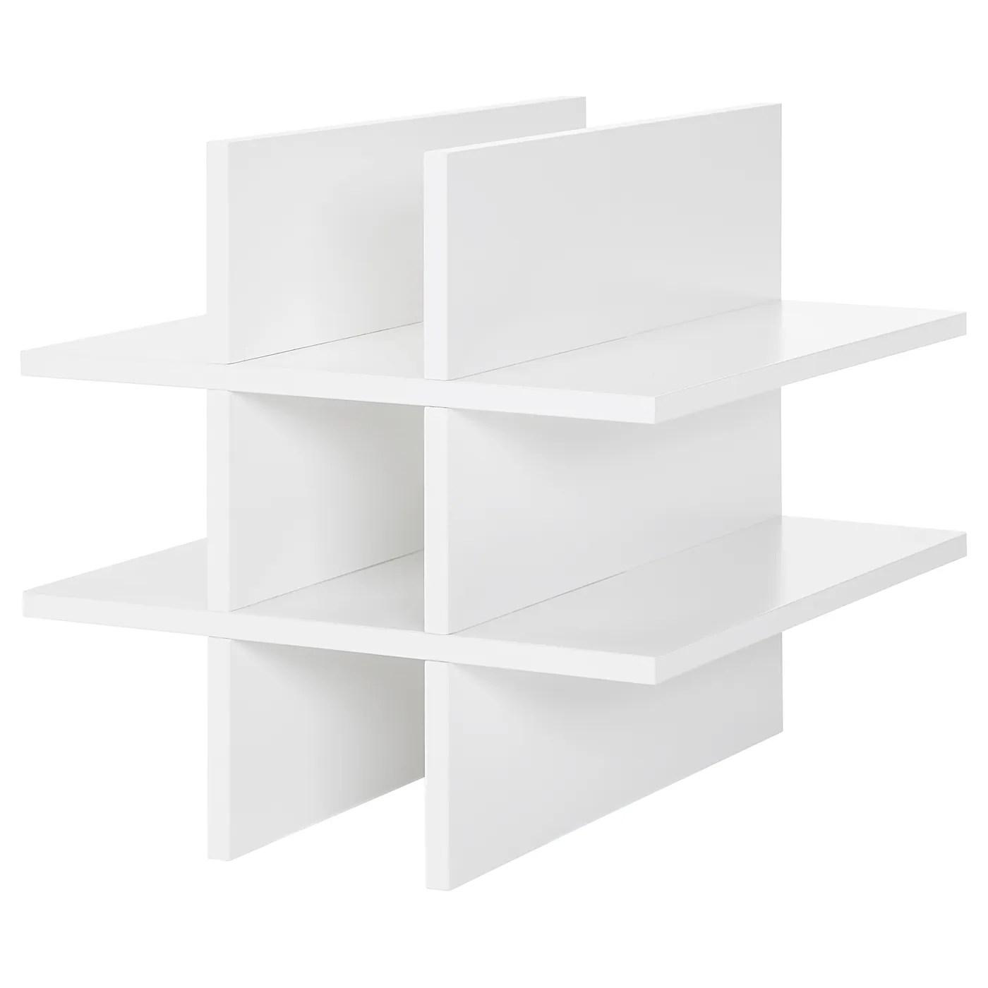 meubles de rangement kallax ikea