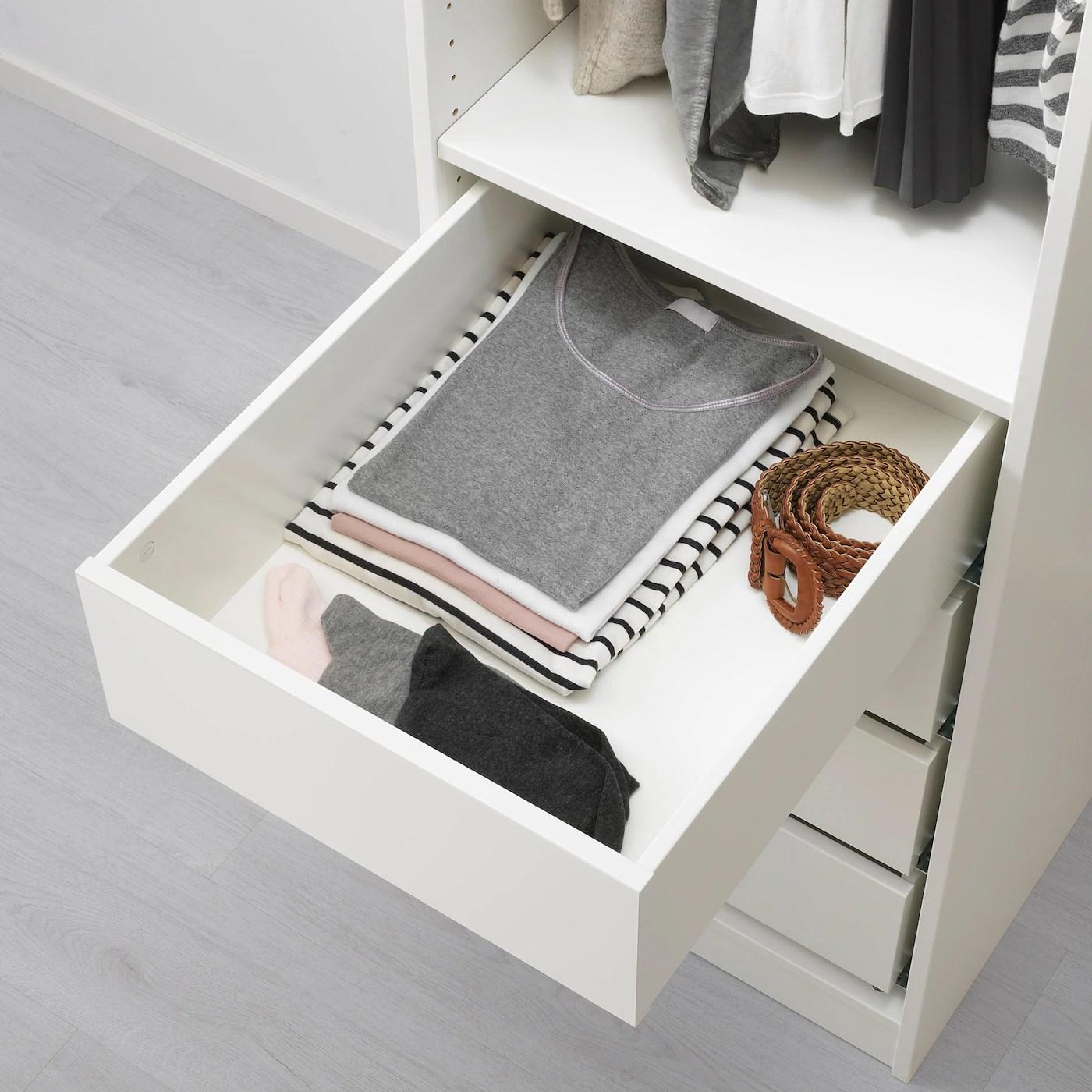 komplement tiroir blanc 50x58 cm