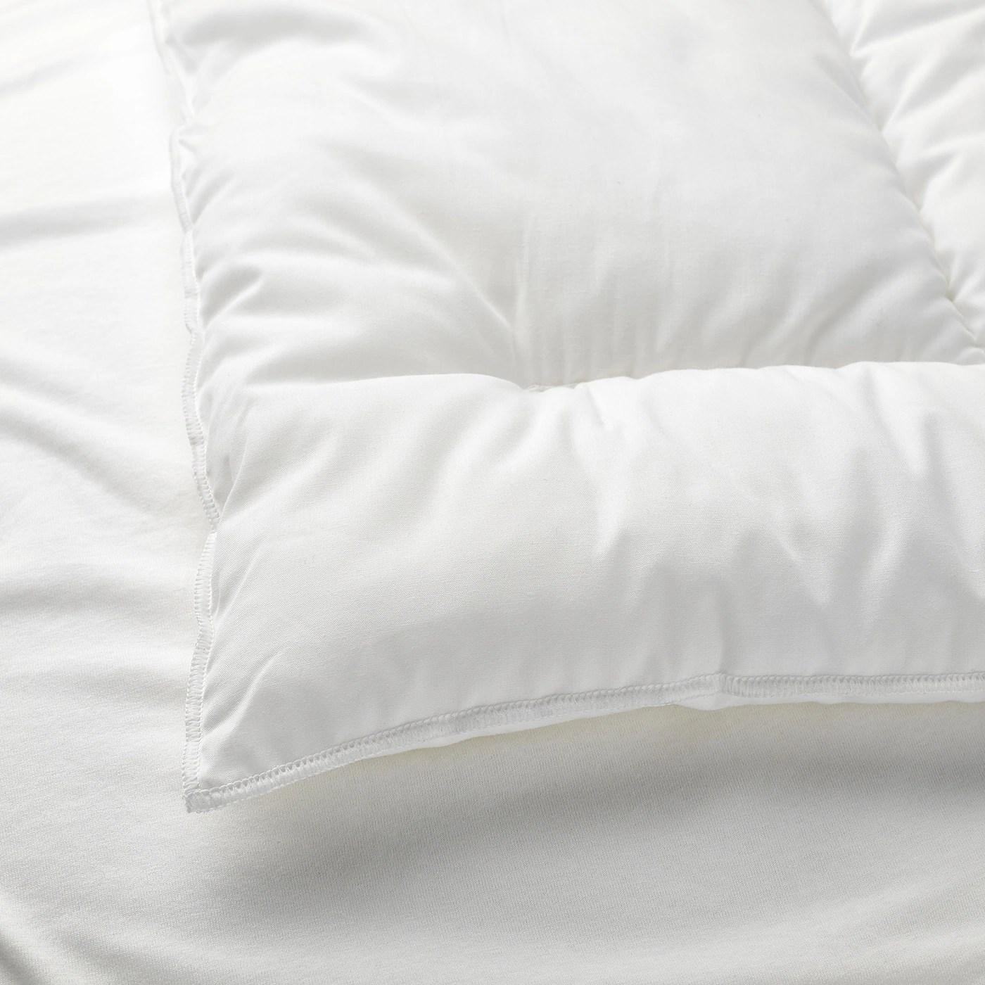 len oreiller pour lit bebe blanc 35x55 cm