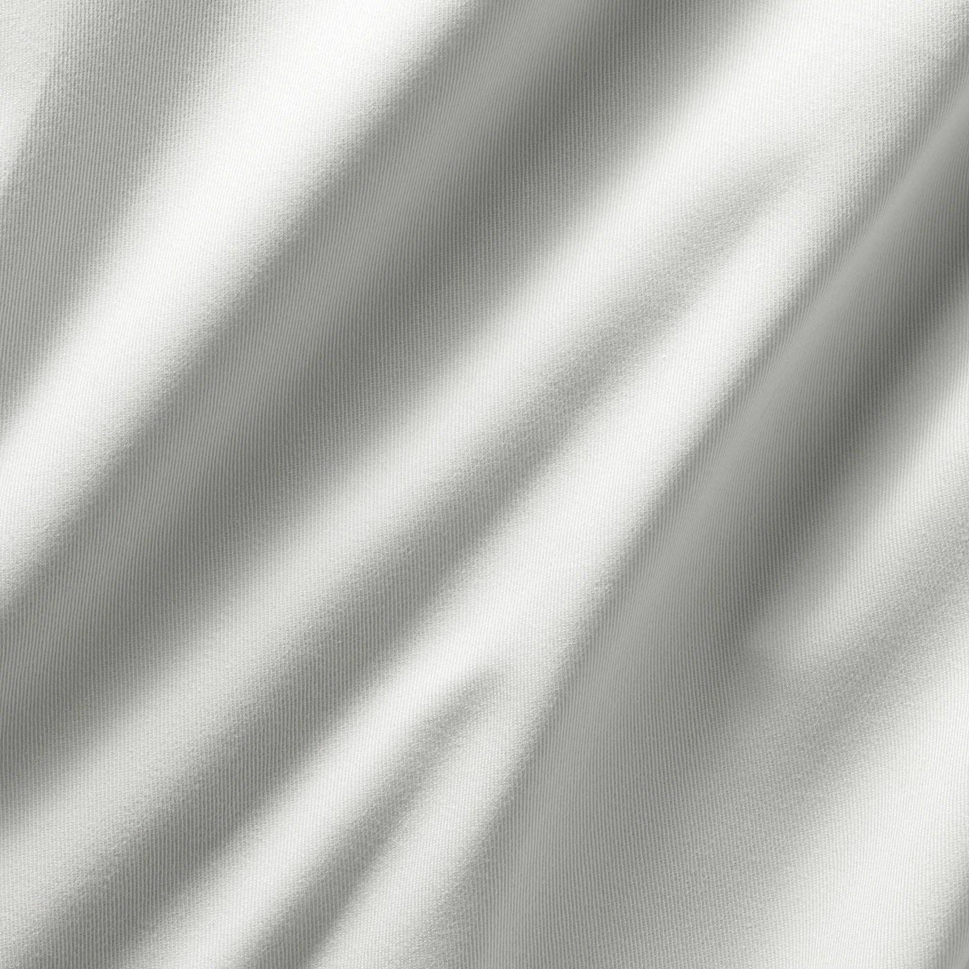 merete rideaux 2 pieces blanc 145x300 cm