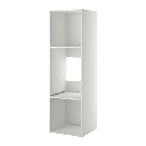 METOD Caisson Arm Rfrigfour Blanc 60x60x200 Cm IKEA