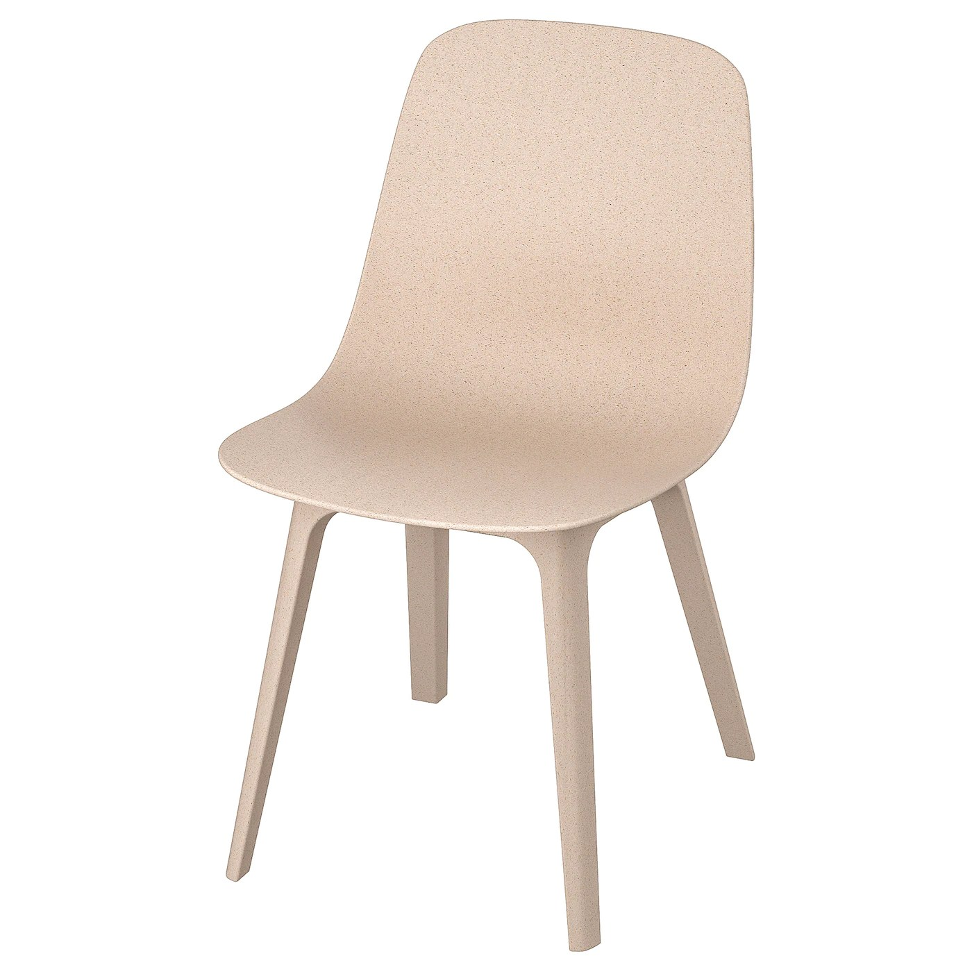 odger chaise blanc beige