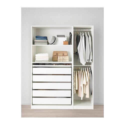 PAX Armoire Penderie 150x58x201 Cm IKEA