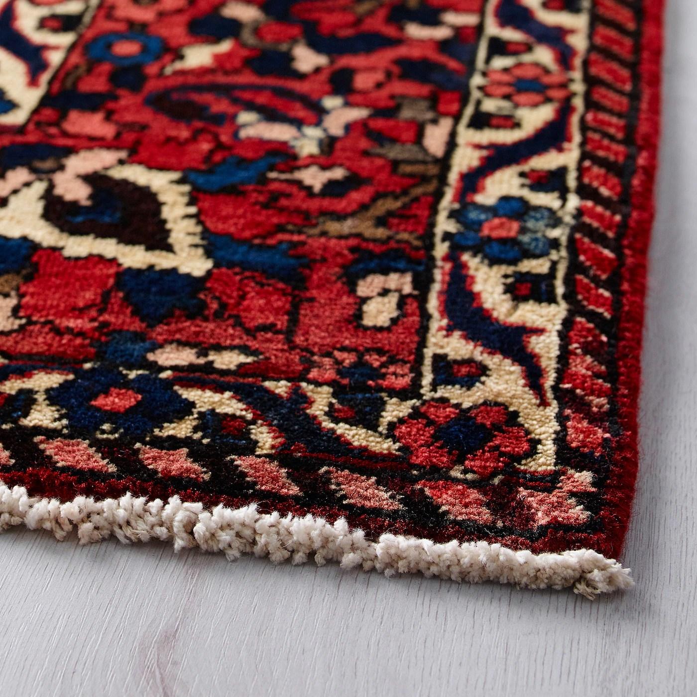 persisk mix tapis poils ras fait main 200x300 cm