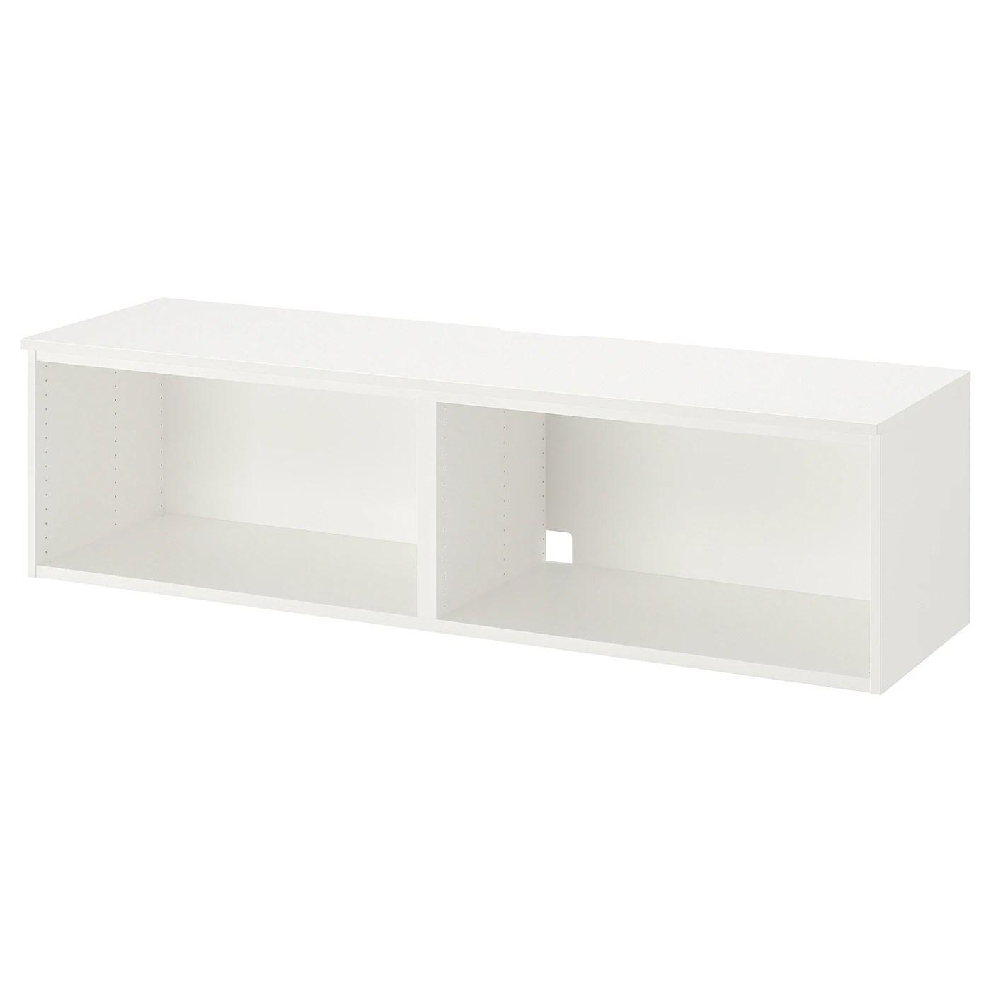 platsa banc tv blanc 160x42x42 cm