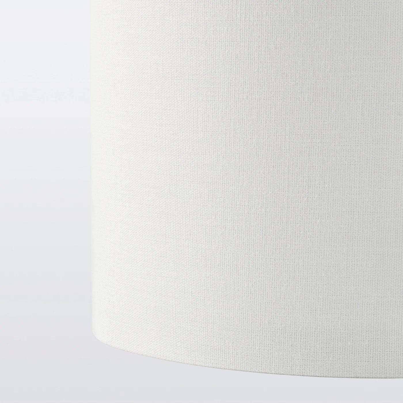 ringsta abat jour blanc 19 cm