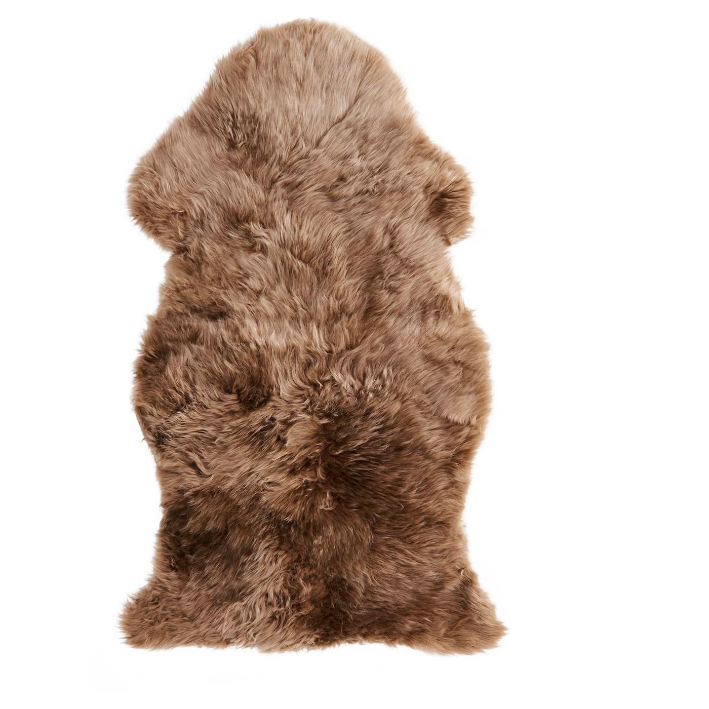 skold peau de mouton beige 90 cm