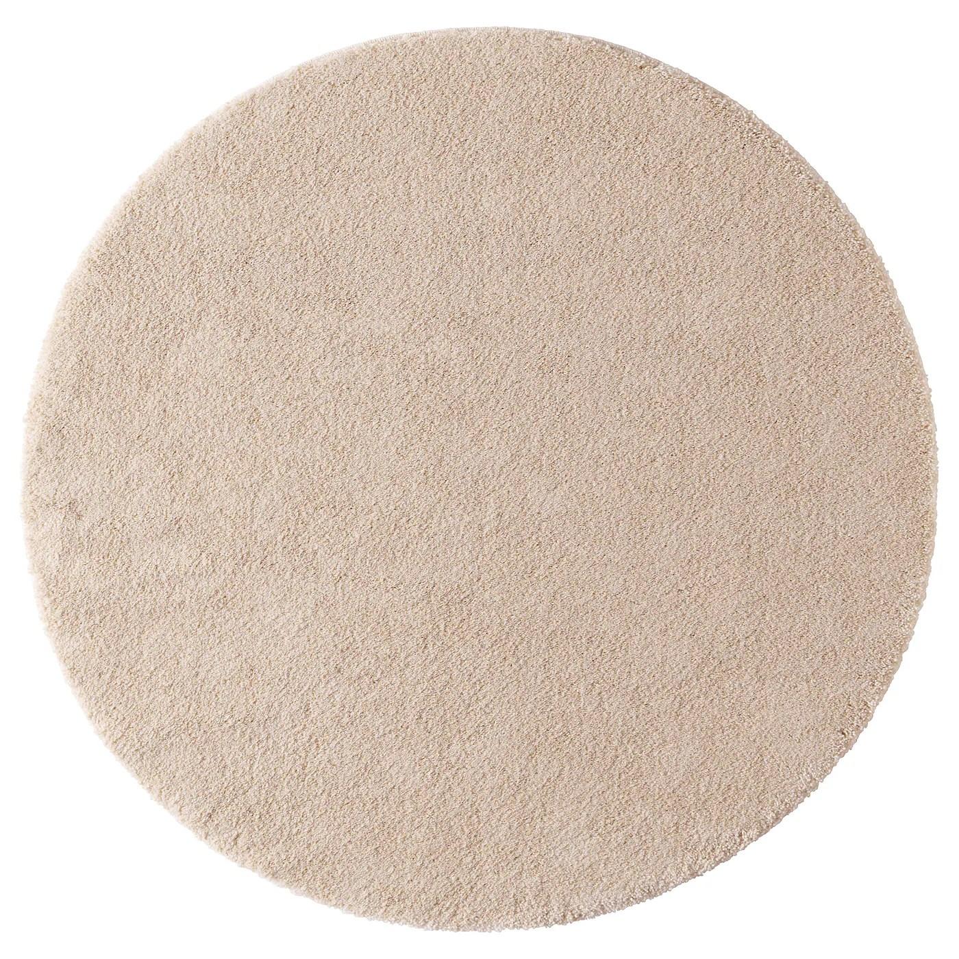 tapis ronds pas cher et design ikea