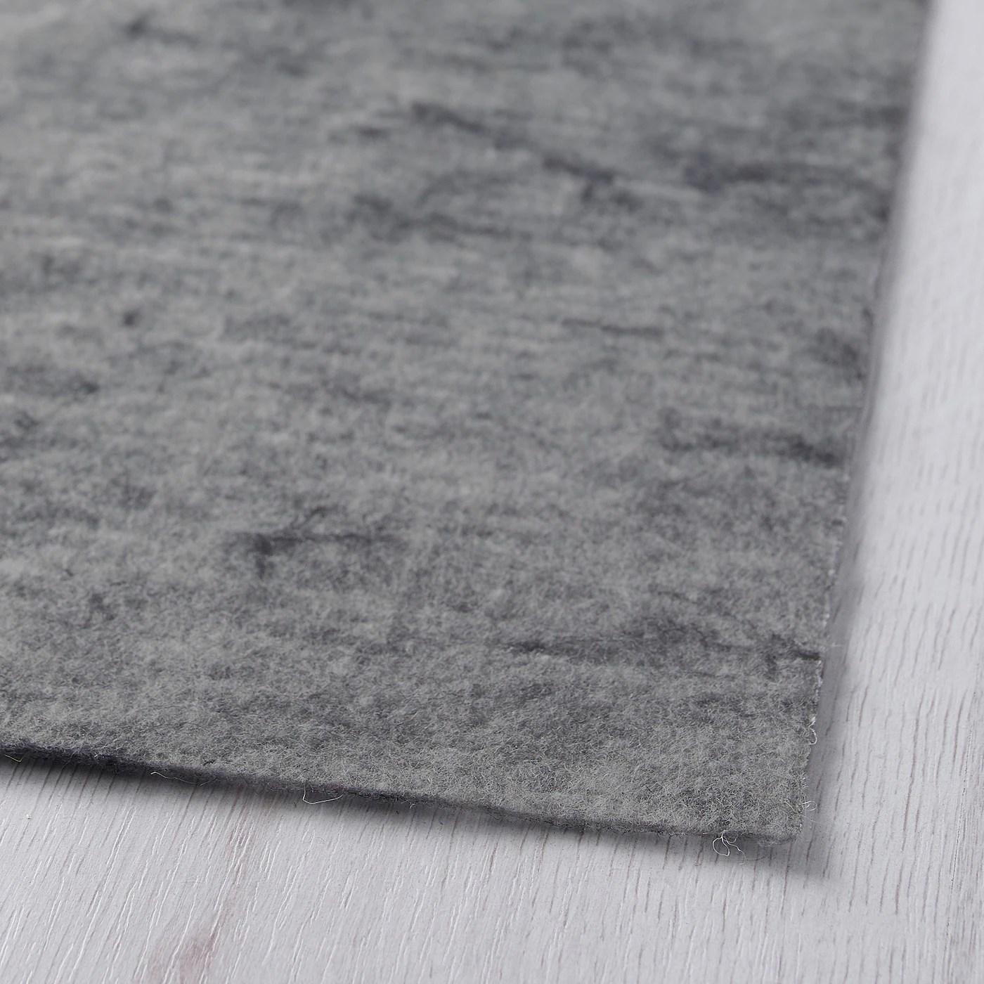 stopp filt thibaude tapis avec anti derapant 165x235 cm