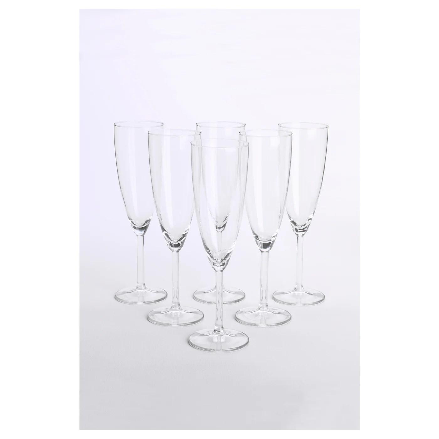 svalka flute a champagne verre transparent 21 cl