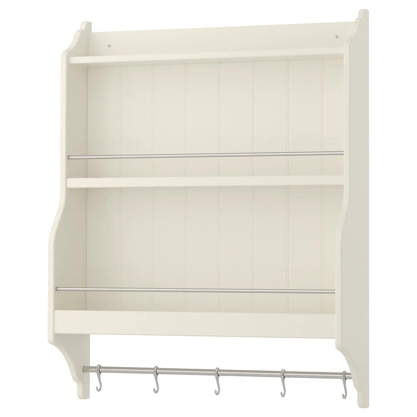 tornviken etagere porte assiettes blanc casse 80x100 cm