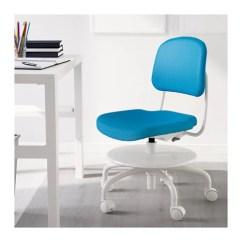 Ikea Junior Chair Ball For Kids Chaise Bureau With