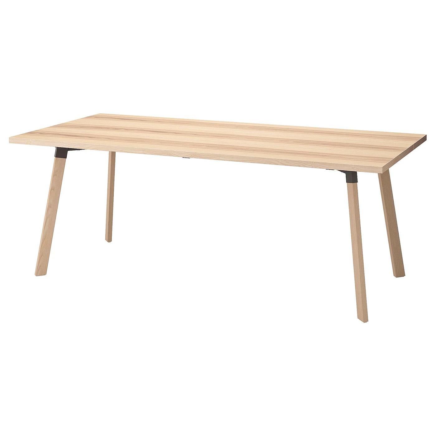 ypperlig table frene 200x90 cm