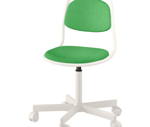 Ikea Orfjall Childrens Desk Chair You Sit Comfortably Since The Chair Is Adjustable In Height