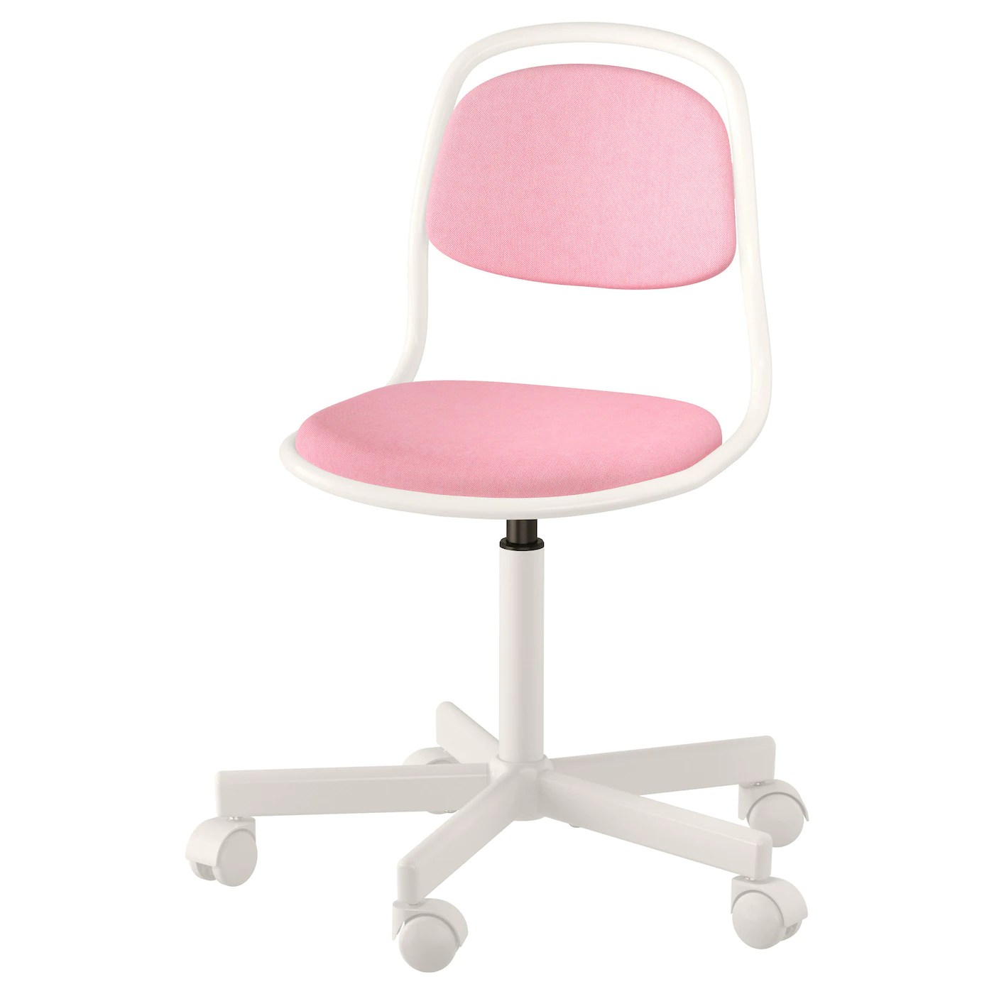 ikea junior desk chair armless sectional ÖrfjÄll children 39s white vissle pink