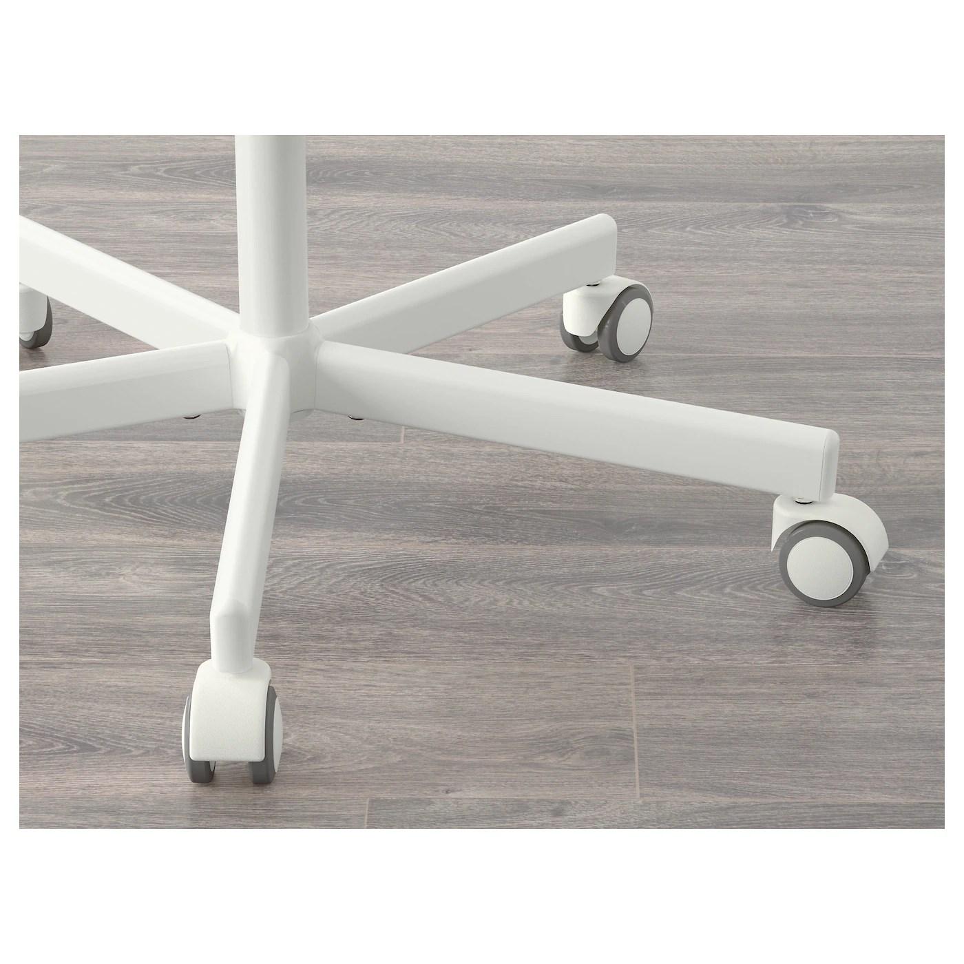swivel chair keeps turning revolving meaning in urdu ÖrfjÄll sporren white vissle light grey ikea