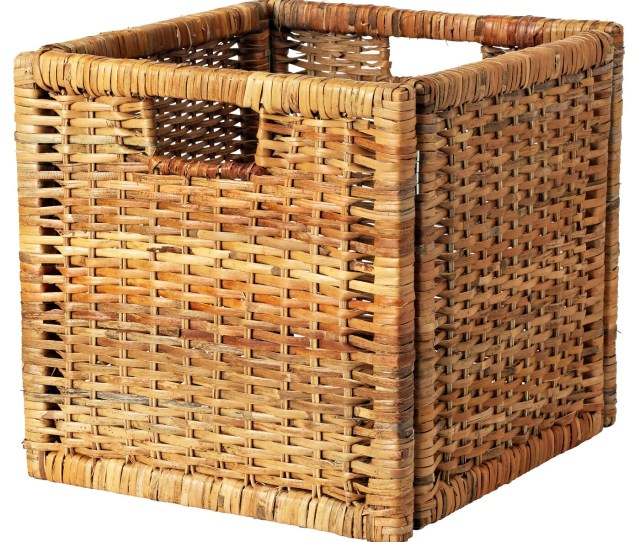 Ikea Branas Basket Perfect For Newspapers Photos Or Other Memorabilia