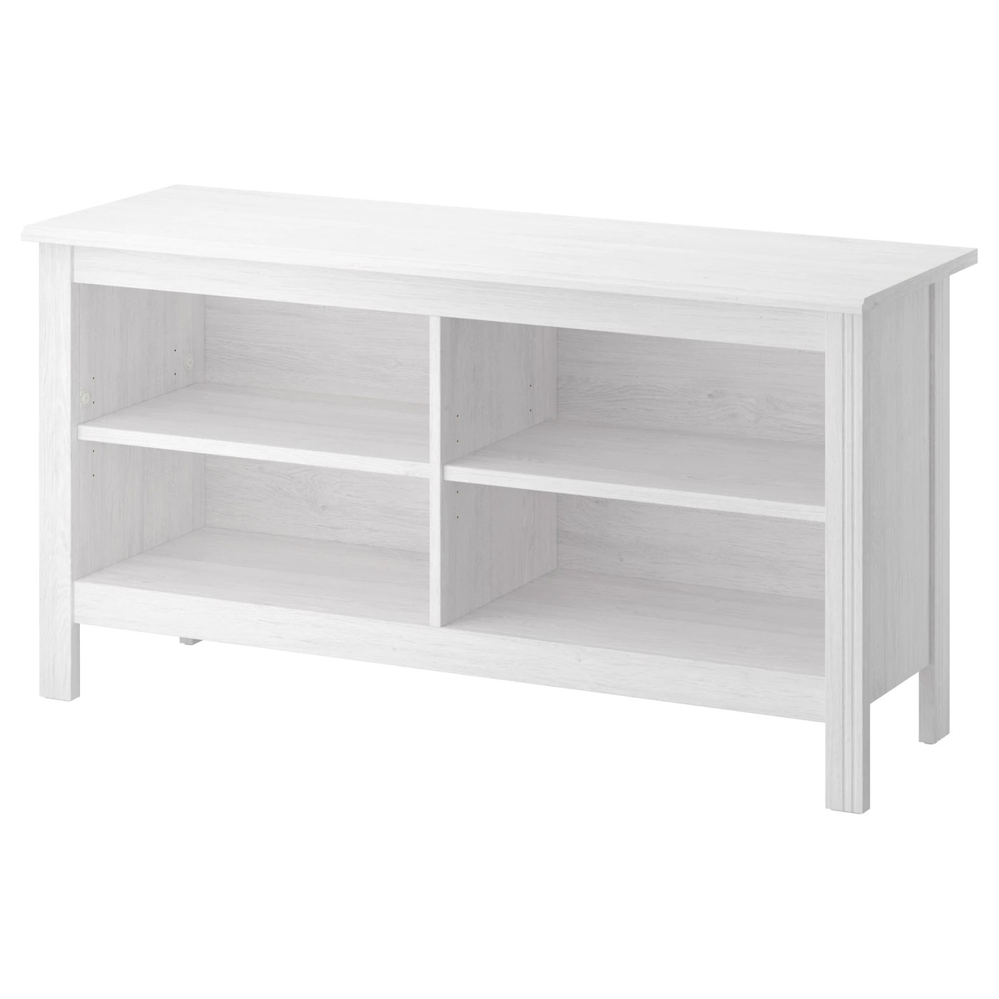 tv chair ikea how much does covers cost brusali bench white 120 x 36 62 cm