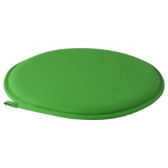 Green Chair Cushions Ikea Dining Covers For Sale Seat Pads And