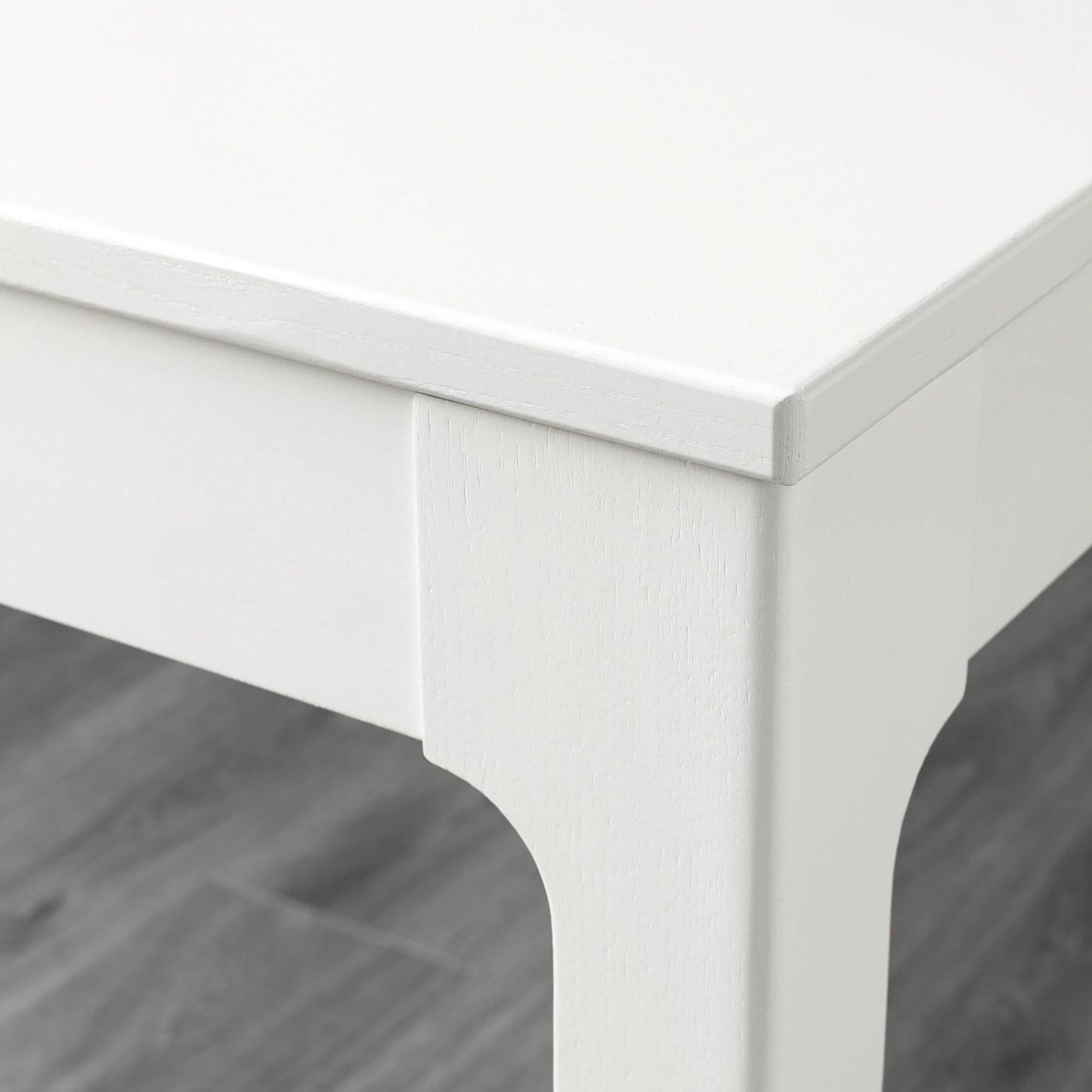 ekedalen bar table white 120x80x105 cm