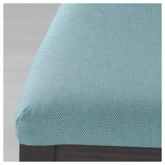 Pale Blue Chair Covers Target Beach Chairs Sale Ekedalen Cover Gräsbo Light Ikea