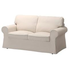 Beige Chair Covers Buy Waldo Brown Leather Recliner Club Ektorp Cover Two Seat Sofa Lofallet Ikea