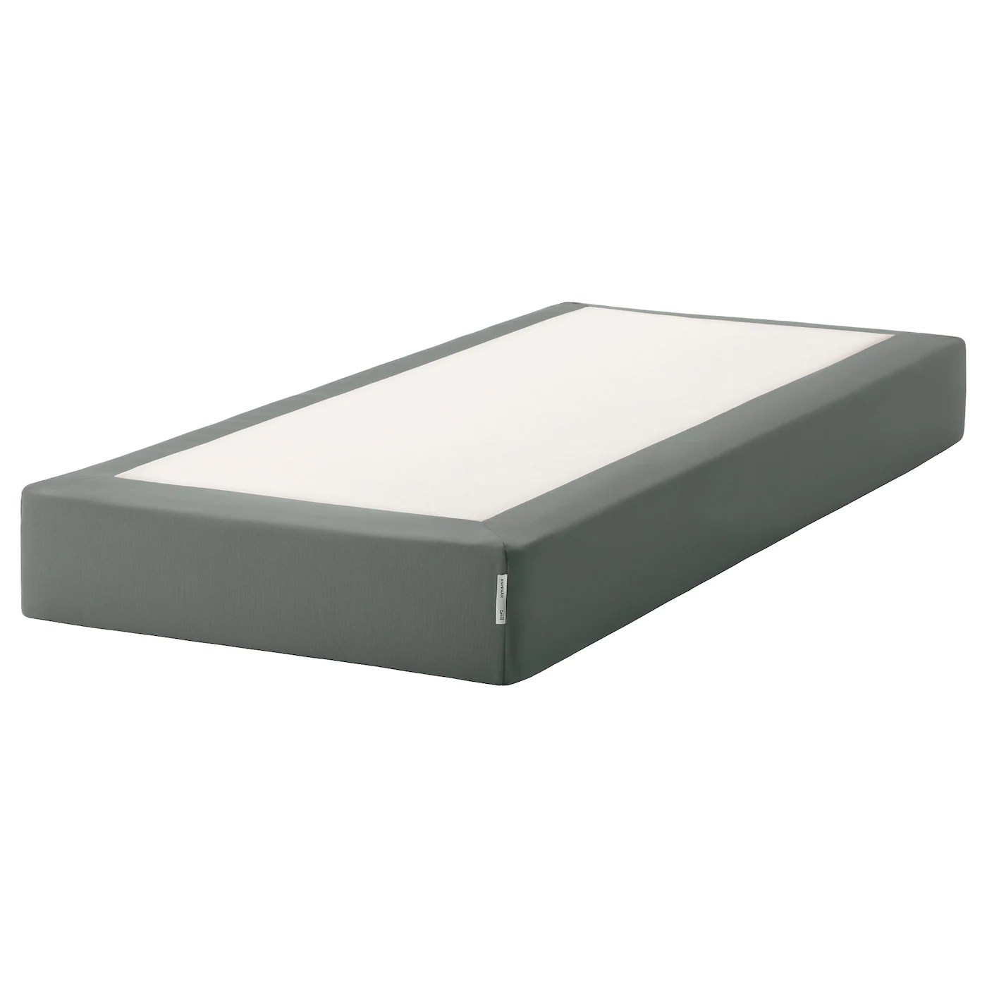 ikea espevar sprung mattress base easy to transport as the mattress base comes in a