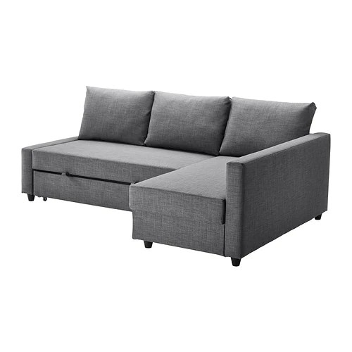 large dark grey corner sofa sofas orange county ca friheten bed with storage skiftebo ikea chaise longue and double in