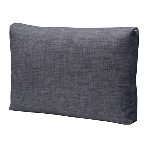 FRIHETEN Cushion Skiftebo Dark Grey 67 X 47 Cm IKEA