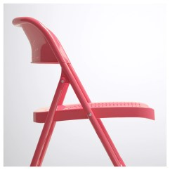 Folding Chair For Less Replacement Slings Frode Red Ikea