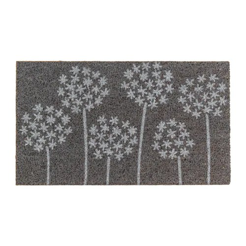 small kitchen tables ikea tile gimming door mat grey/white 40 x 70 cm -