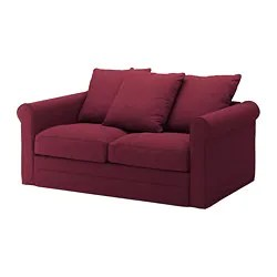 small 2 seater sofa leather match ikea gronlid seat the cover is easy to keep clean since it