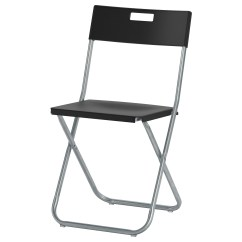Folding Chair Parts White Metal Chairs Upholstered And Foldable Dining Ikea