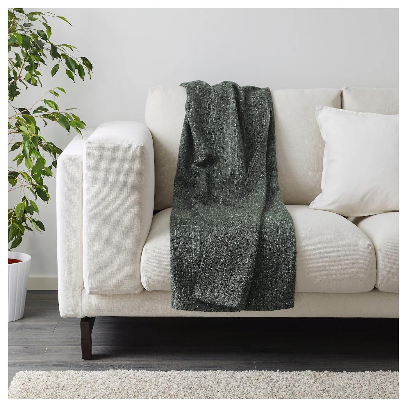 large sofa throws ikea score pdf for sofas gurli throw grey green 120x180 cm