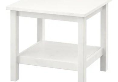 White Bedside Table Ikea