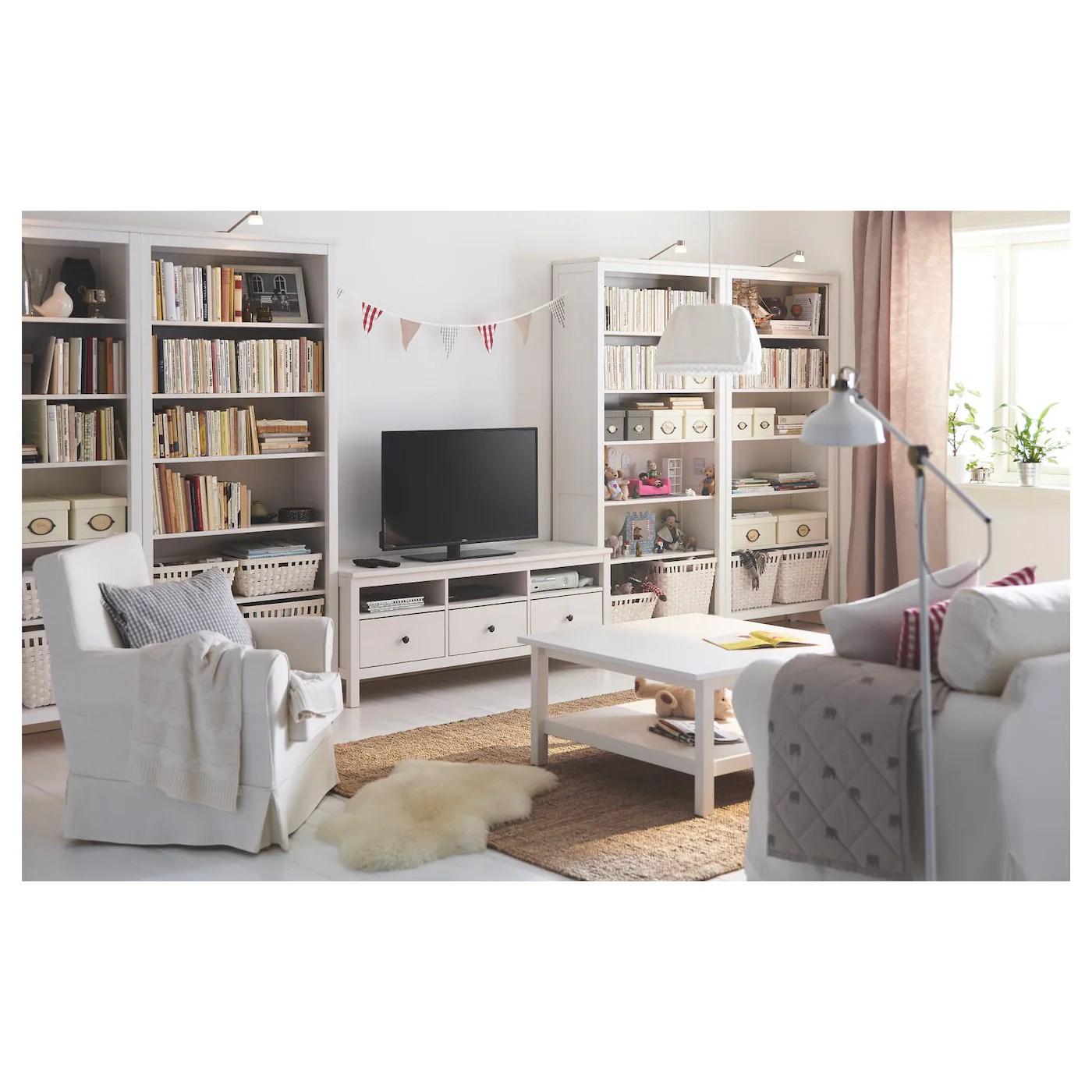 tv chair ikea knoll saarinen hemnes bench white stain 148 x 47 57 cm