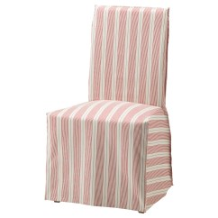 Beige Chair Covers Buy Unusual Rail Ideas Henriksdal Cover Long Mobacka Red Ikea