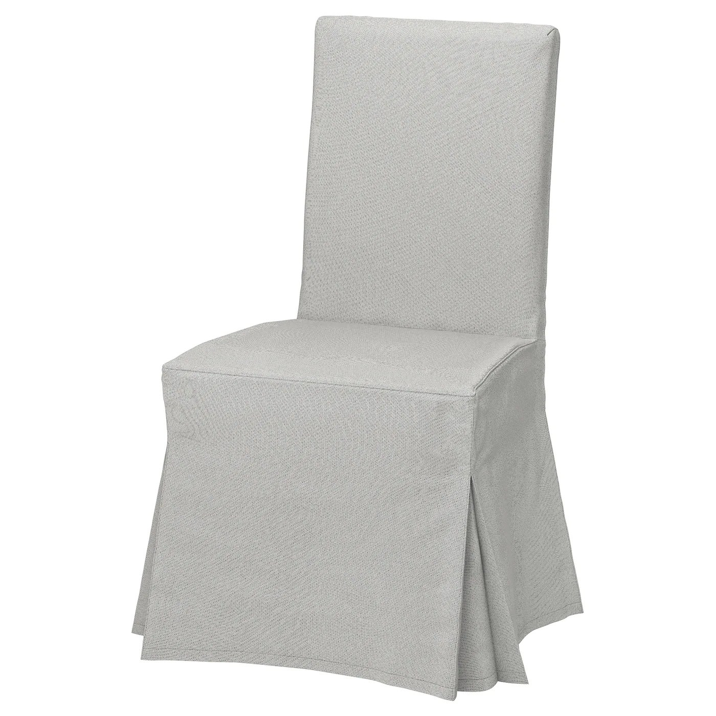 christmas chair covers ireland wooden chairs wedding dining ikea henriksdal cover long