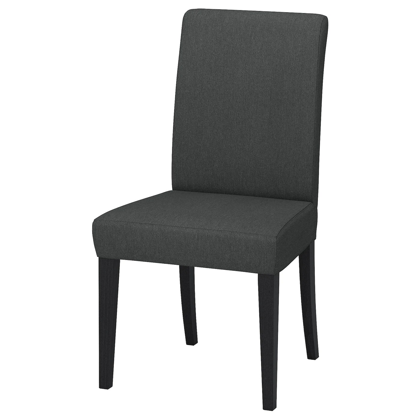 dark brown dining chair covers swing vancouver chairs upholstered and foldable ikea