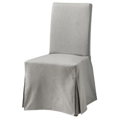 Ikea Long Chair Covers Minion Bean Bag Henriksdal With Cover Birch Ramna Light Grey