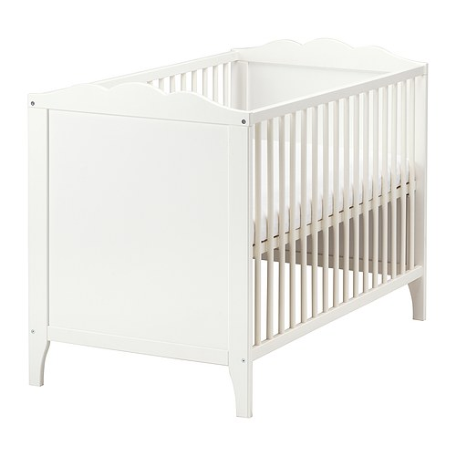 Ikea Hensvik Cot The Base Can Be Placed At Two Diffe Heights